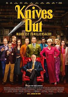 Plakat Knives out.webp