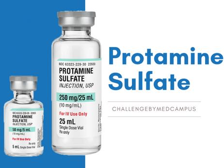 Alterações hemodinâmicas da Protamina: quais as causas e como evitar?
