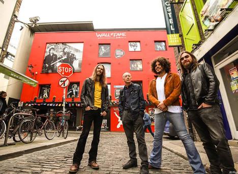 The Irish Rock 'n' Roll Hall of Fame
