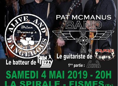 Underground Investigation - Hard Rock Legend: The Irish Heritage 04/05/2019