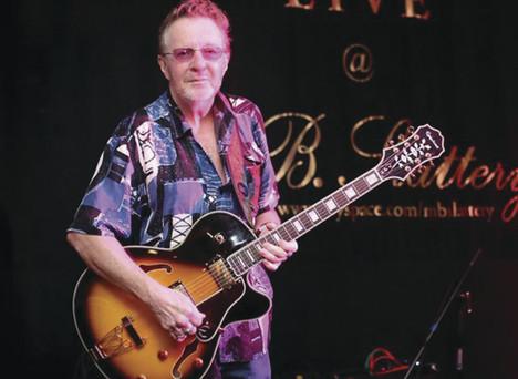 Legendary Irish Guitarist Philip Donnelly has Died