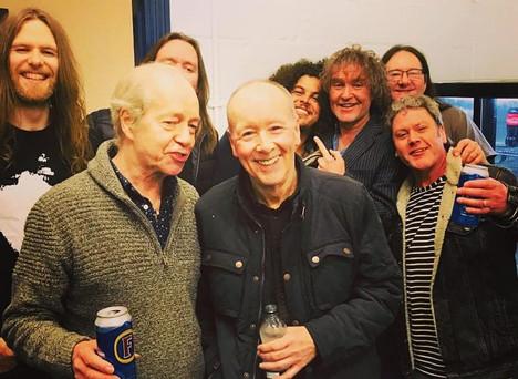 Giants of Rock, Minehead Festival