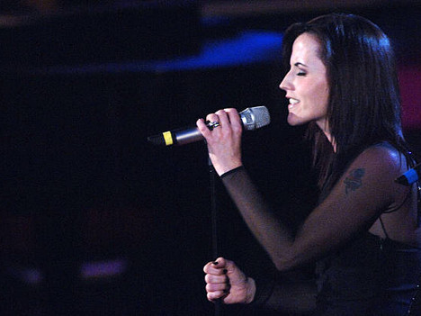 Irish and International Rock singer of The Cranberries, Dolores O'Riordan has passed away aged just