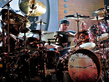 R.I.P Neil Peart