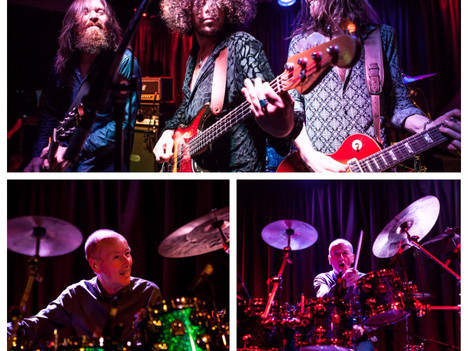 ALIVE AND DANGEROUS              Rocked London over the weekend at Nell's Jazz & Blues.