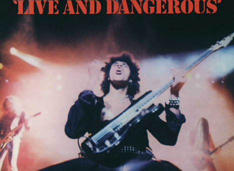 40 years of LIVE AND DANGEROUS
