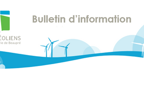 Bulletin d'information   Avril 2016