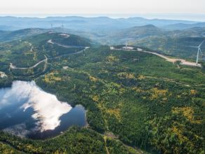 Boralex et Gaz Métro/Valener complètent le financement des premiers 272 MW des Parcs éoliens