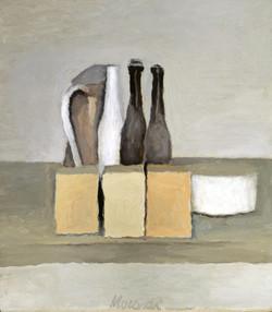Giorgio Morandi. Natura Morta, 1956