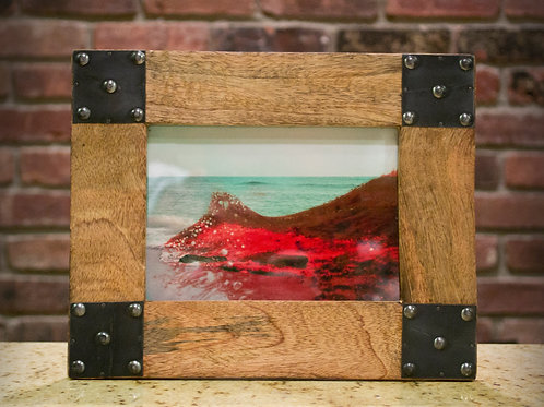 Framed Print of IMPURE Wave