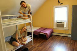 Dorms with AC