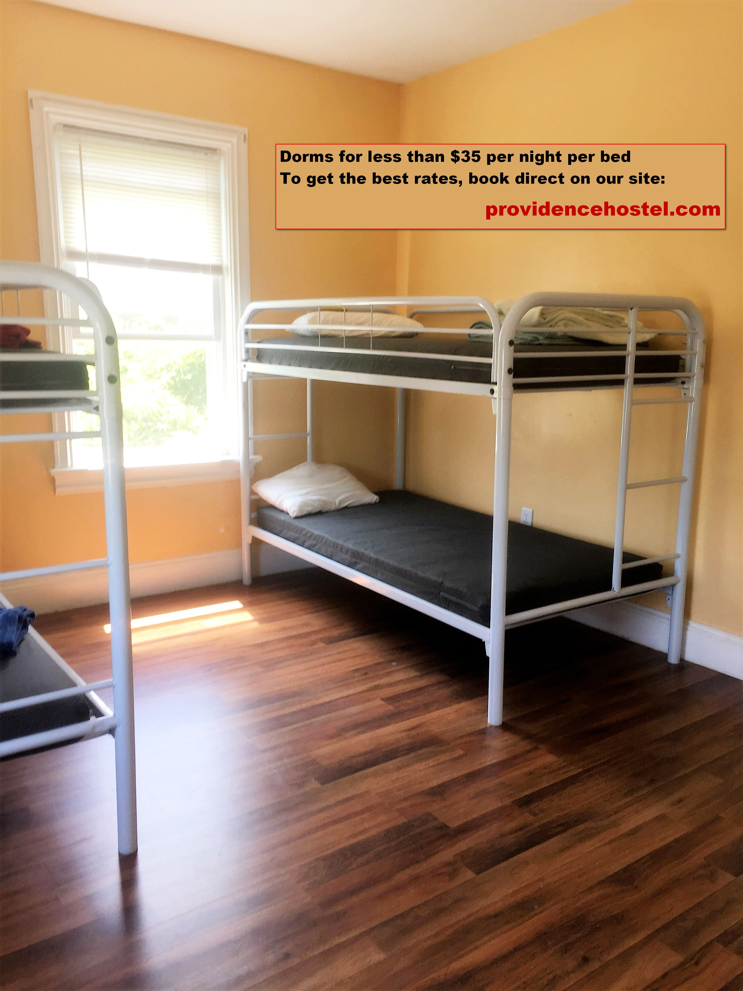 Cheap dorm rates