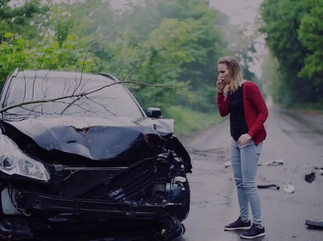 Have you Been Involved in a Car Crash?