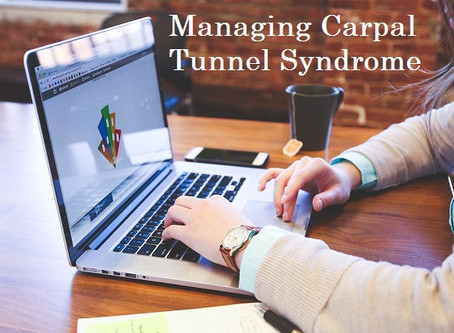 Management of Carpal Tunnel Syndrome in Naperville