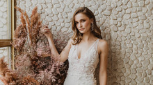 Textural and Pink: BRIDE Styled Shoot