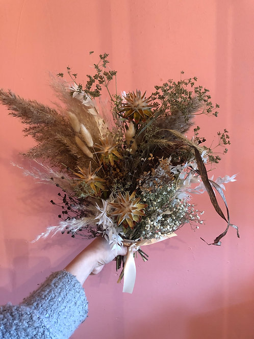 Large Dried Mixed Bouquet
