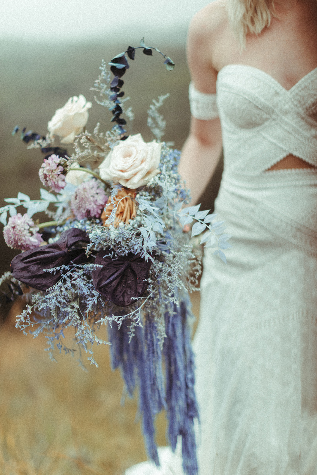 The Blue Bouquet