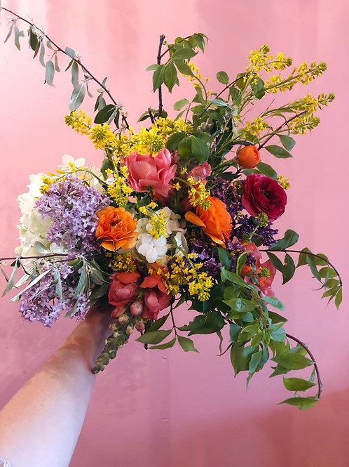Large Fresh Mixed Bouquet