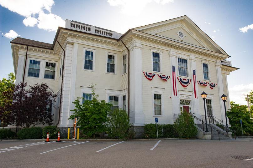 Danvers Town Hall