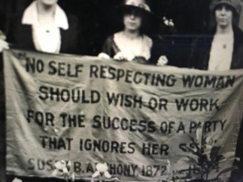Women's Suffrage Activists
