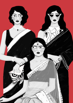 DURGA & DAUGHTERS