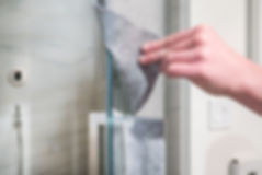 ALLProtect glass and shower protection