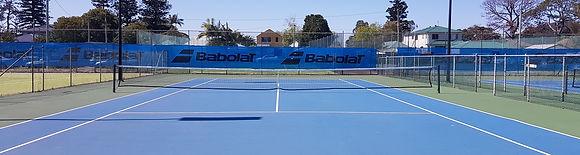 woy woy tennis club