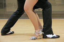 Salsa Dancing styling