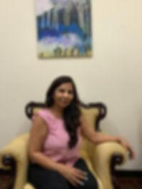 Melanie Shobha- Aspire Counselling Services