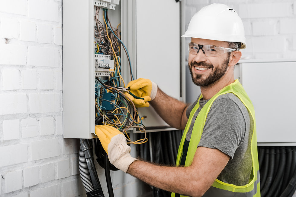 Sheeeda Electrician services in Manchester