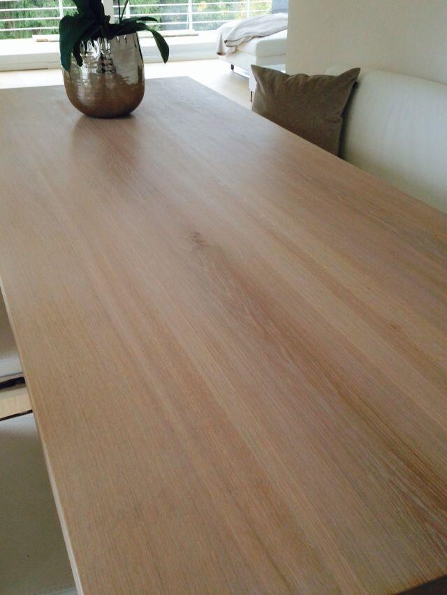 Massivholztisch von stamm[tisch] - Modell NEO