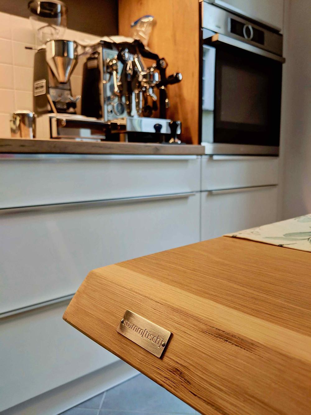 Holztisch nach Maß, Beratung zu jedem Detail