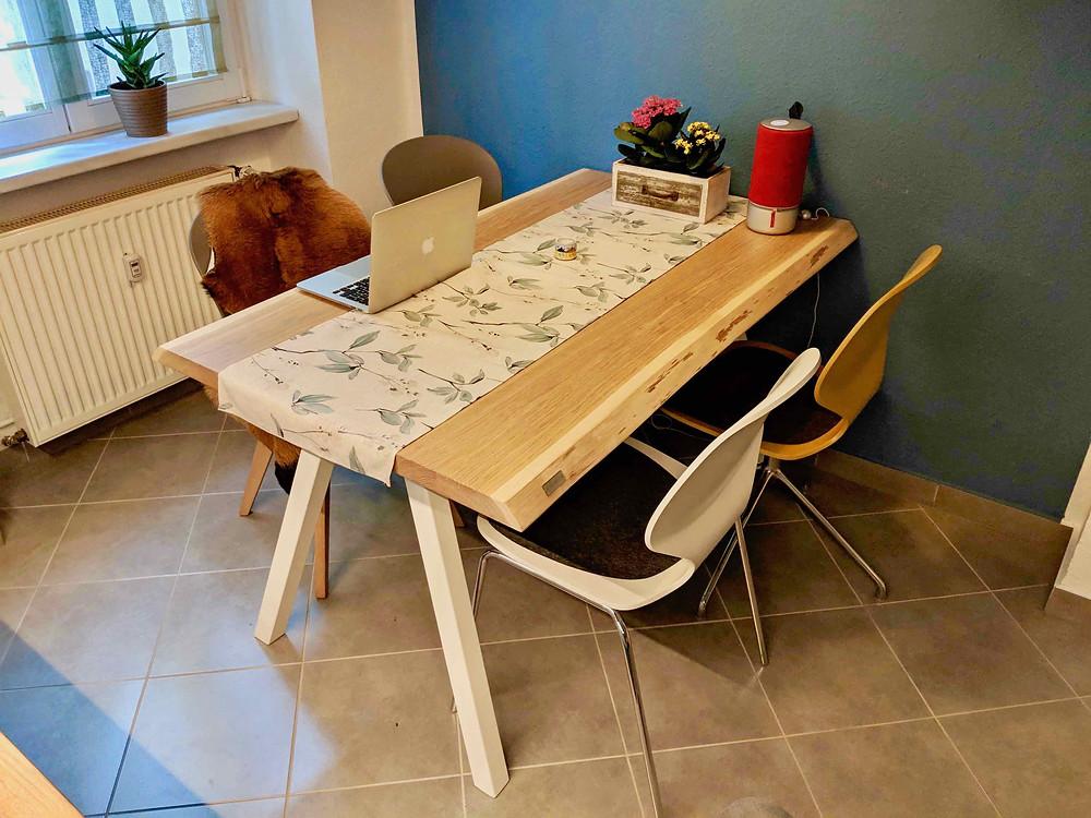 Esstisch Holz für Wohnküche