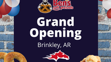 Ben's Pretzels Opens New Bakery in Eleventh State