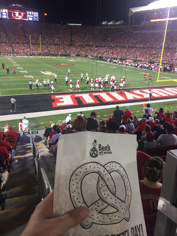 Ben's Soft Pretzels Expands Presence in Collegiate and Professional Sporting Venues