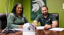 Ben's Pretzels Goes Green and White at Michigan State University