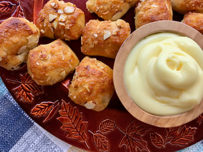 Ben's Pretzels Launches Bavarian Cream Dipping Sauce for Fall