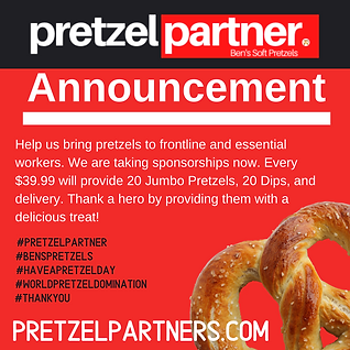 Copy of Copy of Pretzel Partner Announec