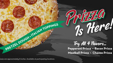 Ben's Pretzels Launches Prizza