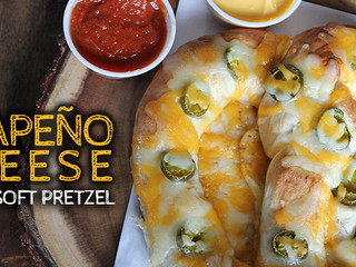 Ben's Soft Pretzels Launches Jalapeno Cheese and Dutch Almond Jumbo Soft Pretzels