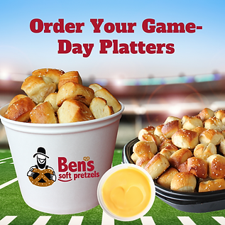 Instagram - Football Platters - Ben's So
