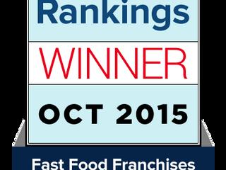 Ben's Soft Pretzels Named Top Fast-Food Franchise