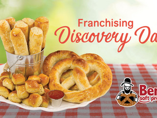 Ben's Pretzels to Host Franchise Discovery Day on June 23
