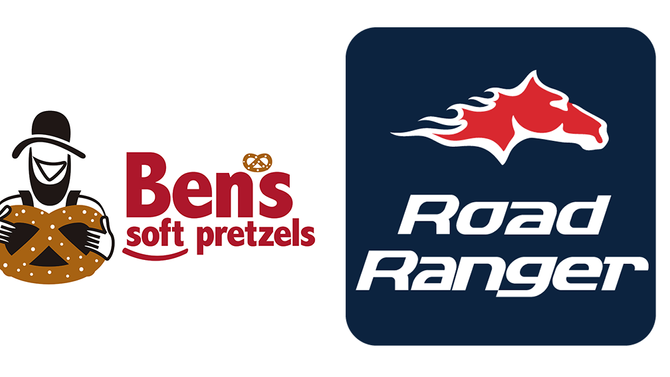 Ben's Soft Pretzels Rolls into New Boston, TX with Road Ranger