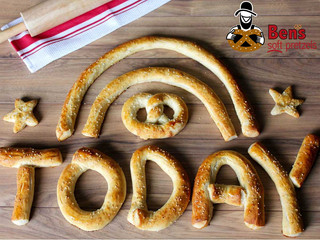 Ben's Soft Pretzels to Appear on the Today Show