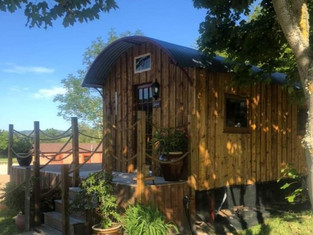 Shephards hut