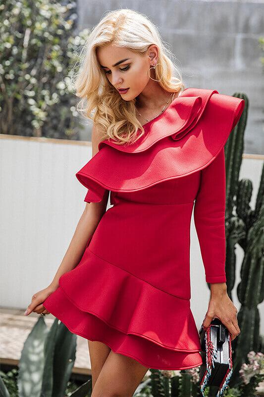 Dress-Scarlet-Red-4