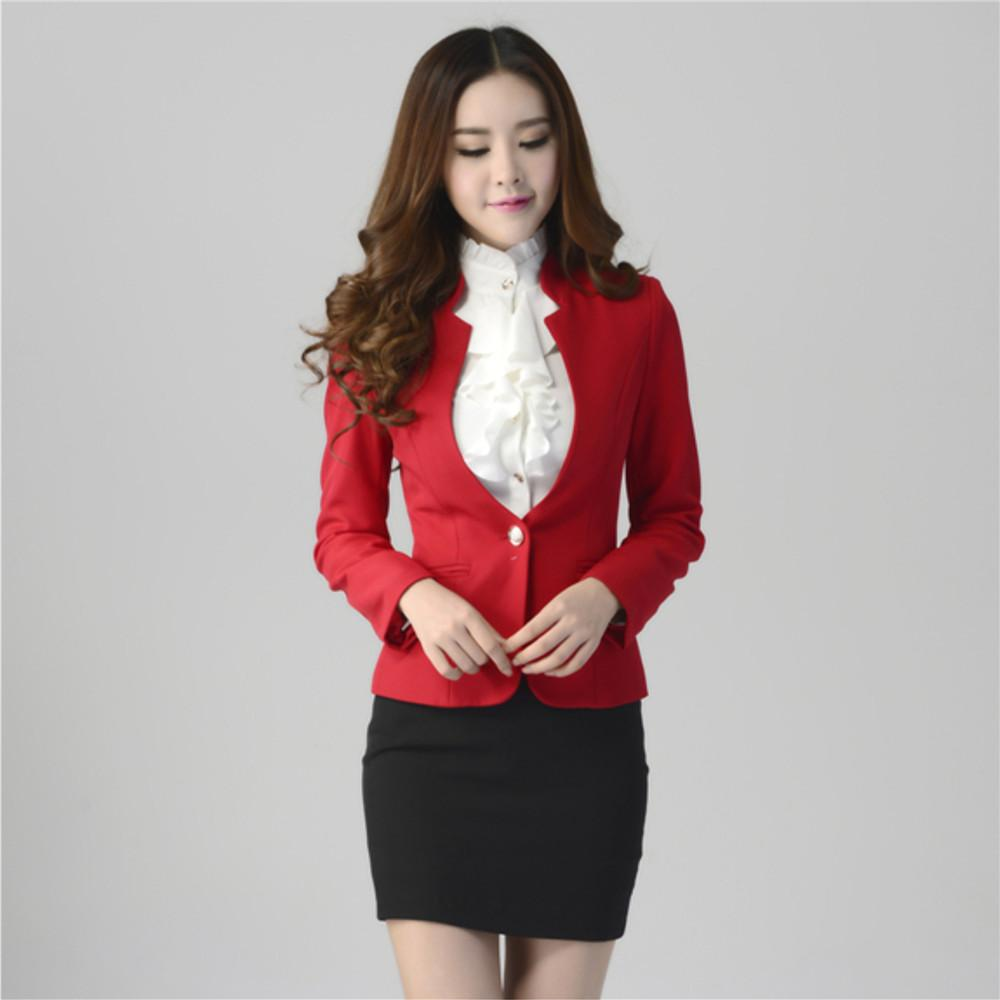 2016-new-formal-women-suit-with-skirt-pa