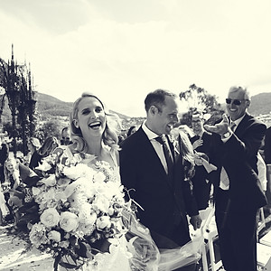 Lucy & Karl's Wedding