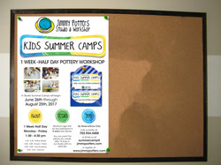 Summer camp large poster